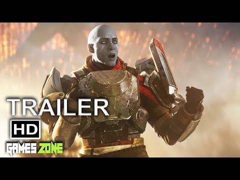 DESTINY 2 CURSE OF OSIRIS CINEMATIC Trailer 2018   Games Zone!!
