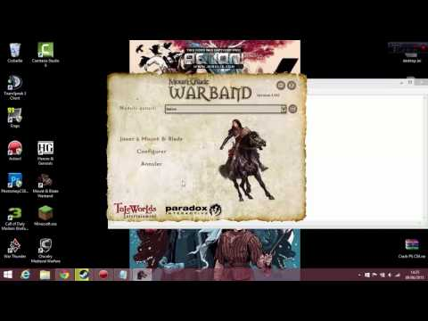 Comment Mount And Blade Warband Pc