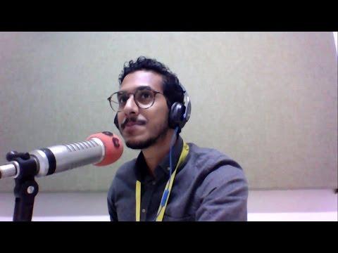 Presentator in Suriname: Radio ABC Nieuws