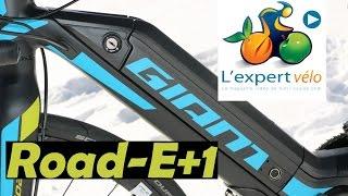Test du vélo électrique Giant Road E+1 : Vive les cols !
