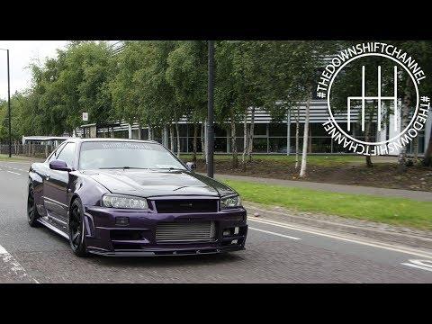 [FEATURE] Nissan Skyline R34 GTT