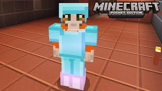 Minecraft: Pocket Edition - Gold Mine  - No Home Challenge