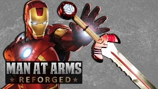 Repeat youtube video Iron Man's Sword - MAN AT ARMS: REFORGED