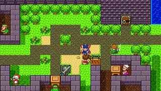 SNES Longplay [529] Dragon Quest I&II (Fan Translation)