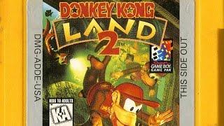Скачать CGR Undertow DONKEY KONG LAND 2 Review For Game Boy