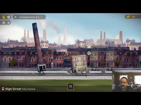 Buildings Have Feelings Too! Let's NOT Play Part 2 - That Chimney Really Stands Out |