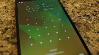 Android Xposed: CyanLock - Increase dots on Lockscreen