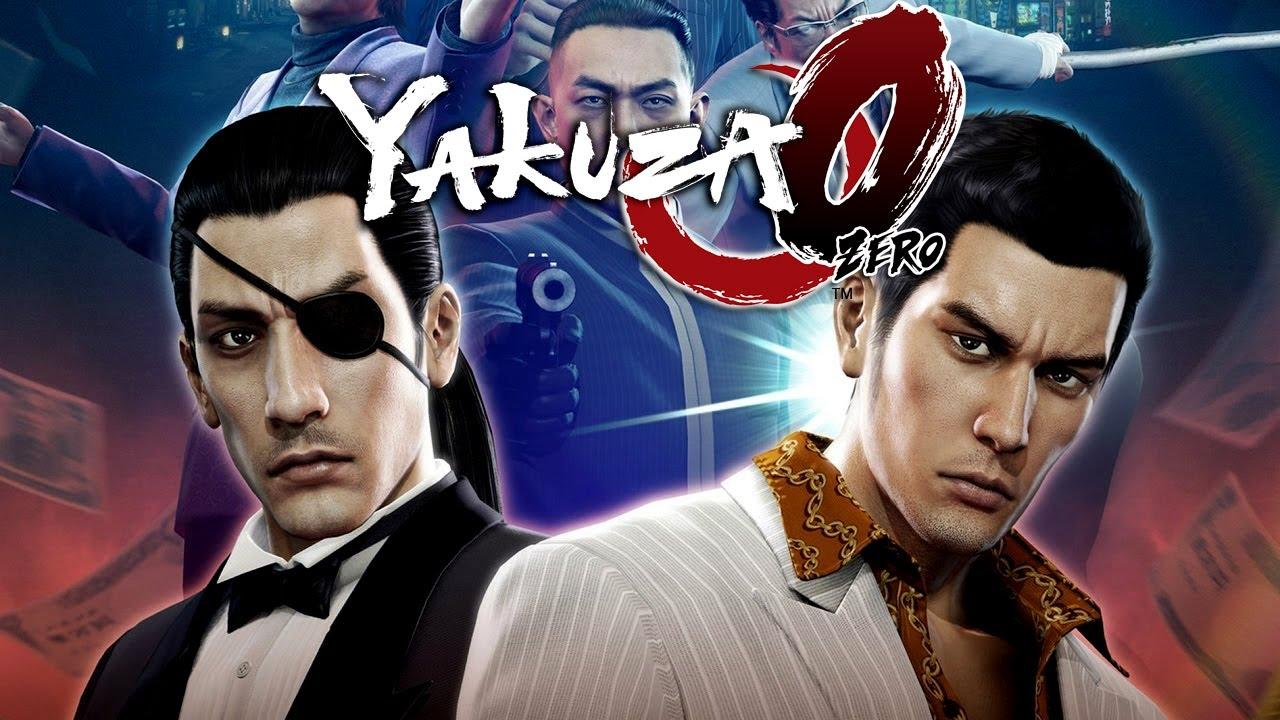 Yakuza 0 New Game Plus (Part 11) - YouTube