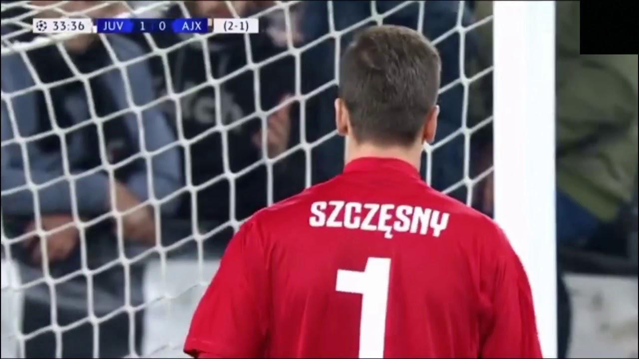 GOAL! Juventus - Ajax 1-1 Donny van de Beek