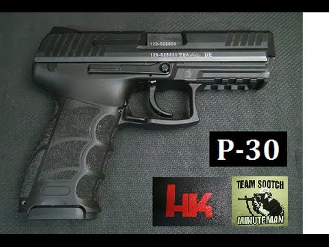 HK P30 Pistol Review