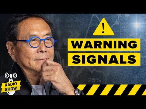 Warning Signals That Bubbles Are Bursting - Robert Kiyosaki & Bert Dohmen