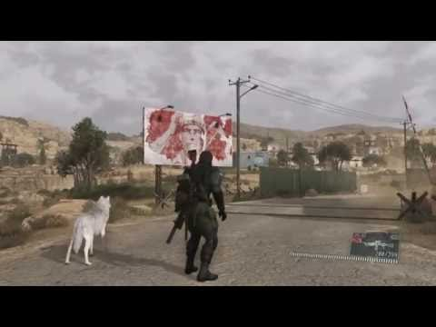 MGSV: D-Dog - An Owner's Guide