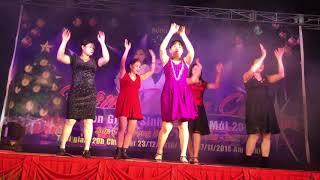 Nhảy điệu Lambada (clb khiêu vũ Quỳnh Anh ,Lục Ngạn,Bắc Giang)