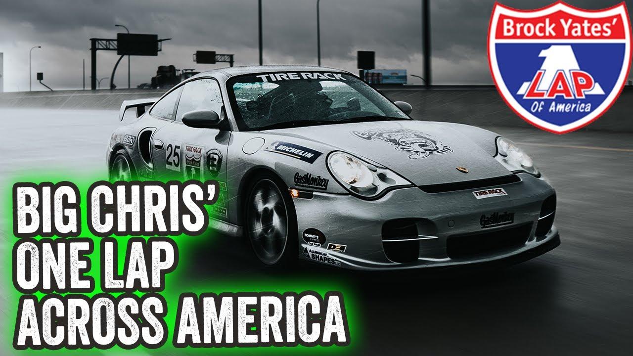American Road Rally- Big Chris' One Lap of America