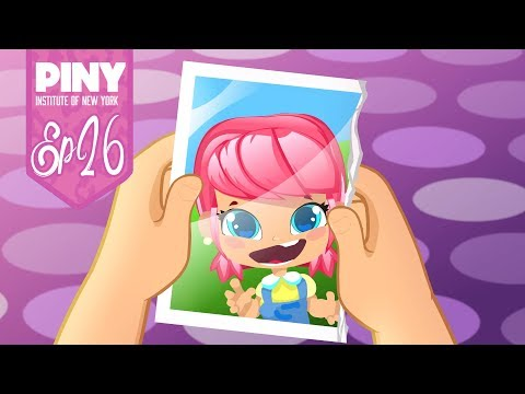 PINY Institute Of New York - WHO IS MICHELLE (S1 - EP26) 🌟♫🌟 Cartoons in English