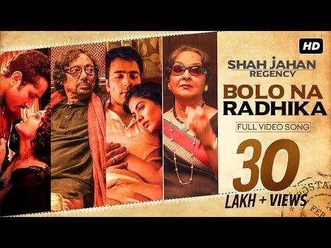 Bolo Na Radhika | Shah Jahan Regency | Monali Thakur | Prasen | Ritam Sen | Srijit Mukherji | SVF
