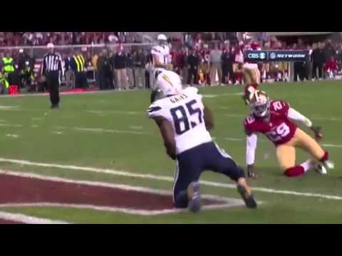 Antonio Gates Career Highlights