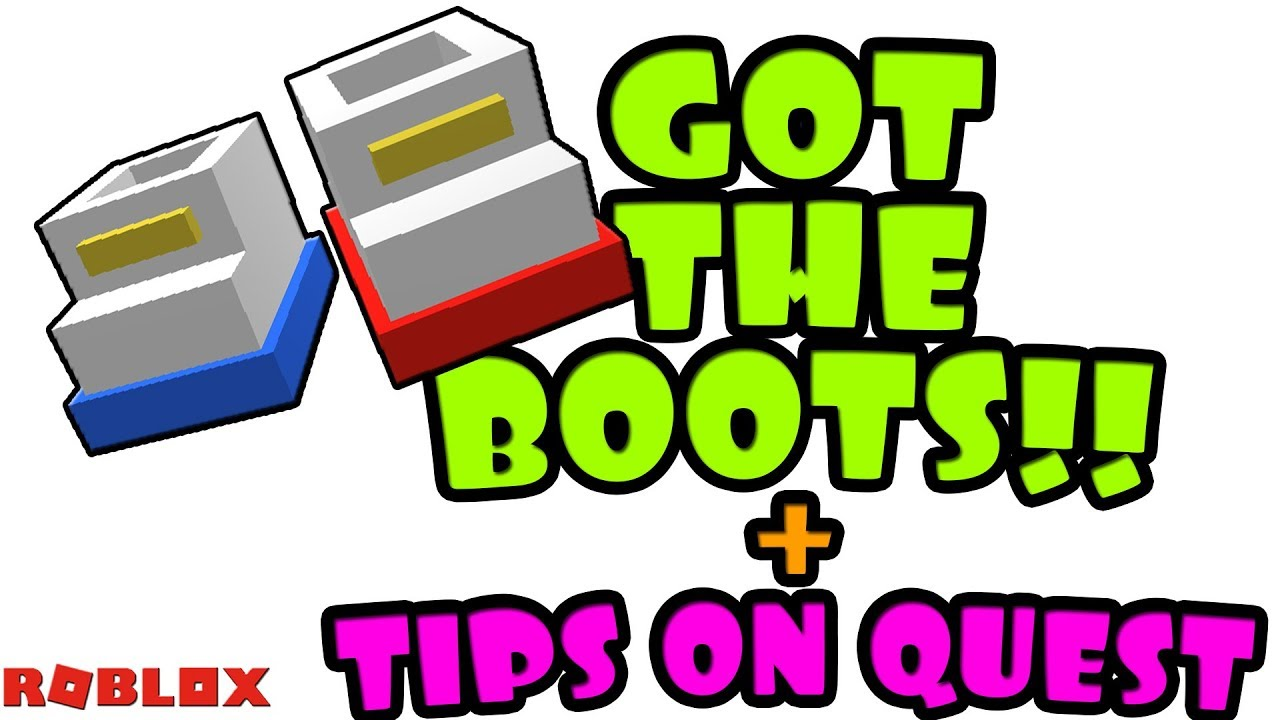 Got Beekeeper S Boots Tips Bee Swarm Simulator Roblox Youtube - roblox bee swarm simulator tips