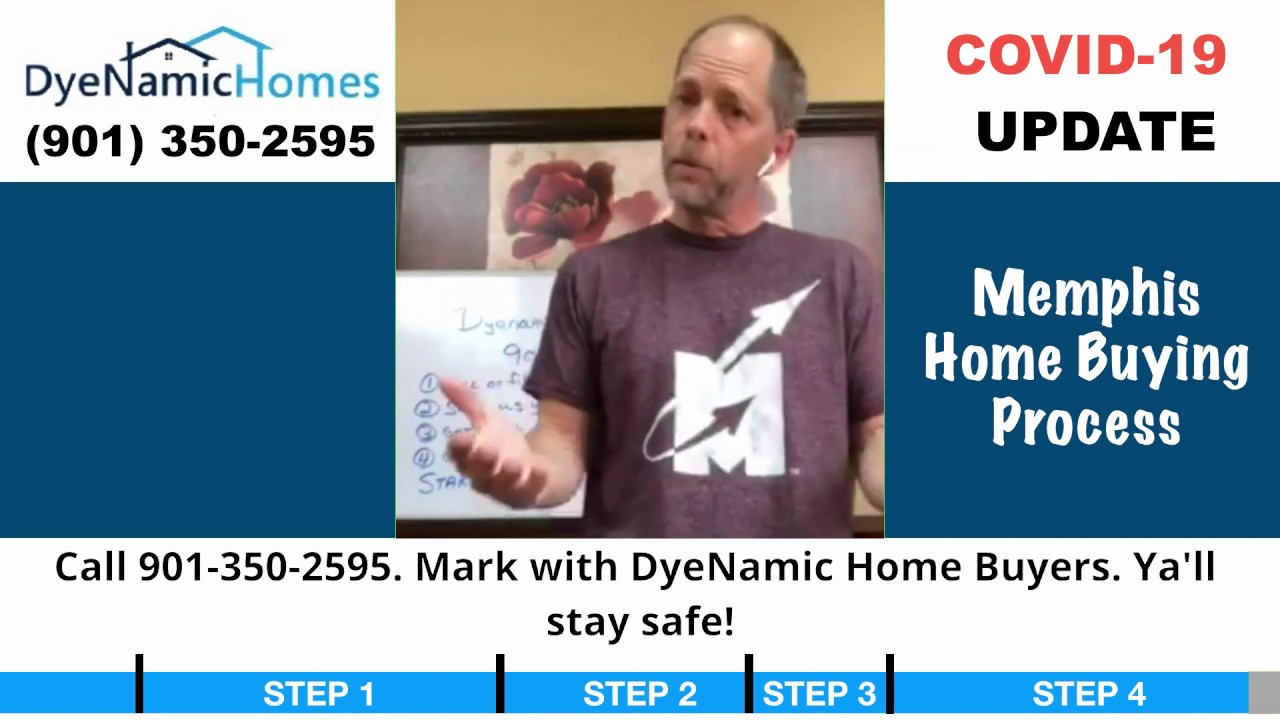 DyeNamic Home Buyers - COVID 19 Virtual Home Buying Process in Memphis