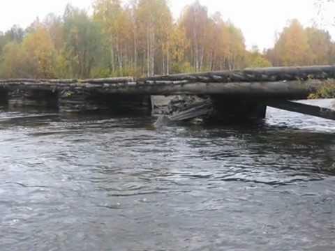 Ивдель река  Сентябрь 2012