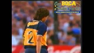 Locuras Superclásicas: Gol de Palermo a River / Clausura 1999