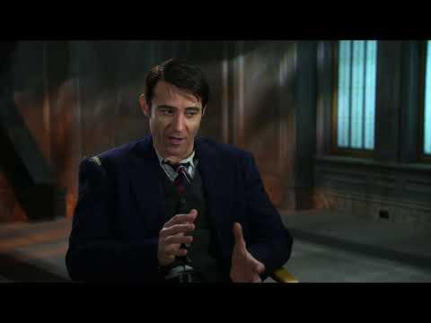Timeless - Season 2 Premiere || Goran Visnijic Soundbites || SocialNews.XYZ