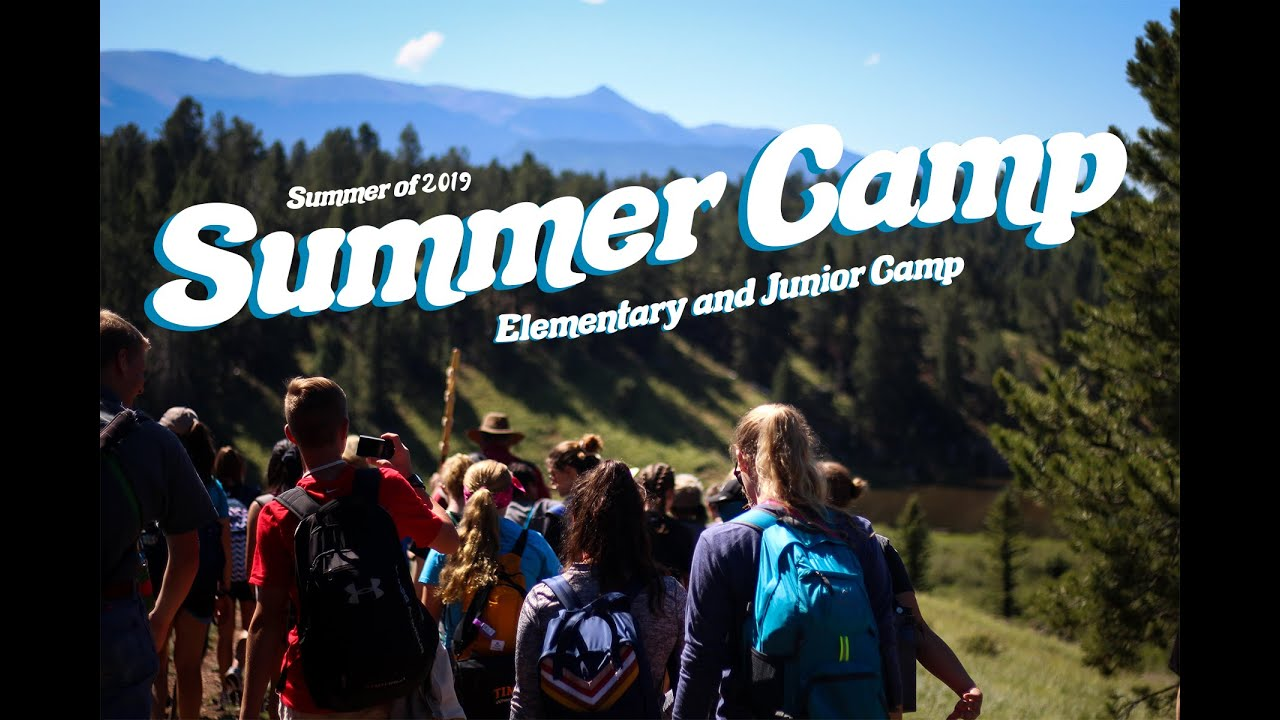 Elementary and Junior Camp 2019 | Upon The Rock