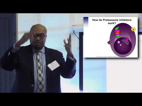 Dr. Craig Cole:  How Proteasome Inhibitors for Myeloma Work