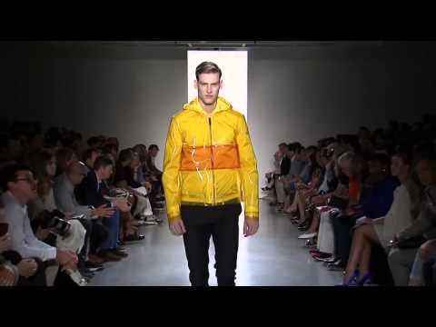 Мужская коллекция Кельвин Кляйн (Calvin Klein).  Весна-лето 2015