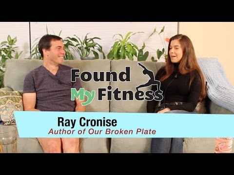 Ray Cronise on Cold Thermogenesis, Intermittent Fasting, Weight Loss \u0026 Healthspan