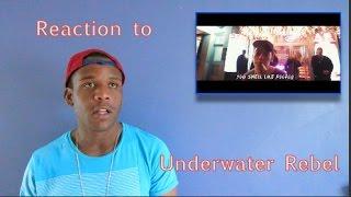 Ken Rebel ft Keith Ape ,  Okasian , JayAllDay  Underwater Rebel M/V Reaction