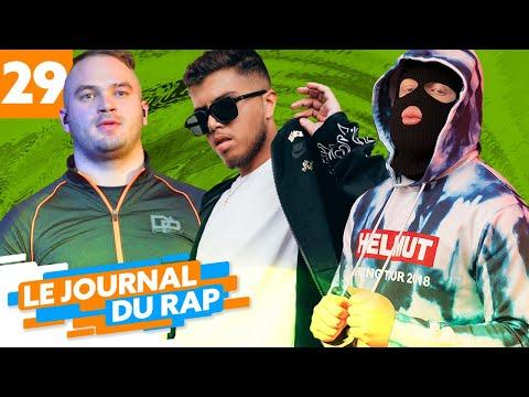 JDR #29 : Jul is back, Fianso à la fac, Sch ft Hamza, Kalash criminel dans la fosse aux lions, Aya..
