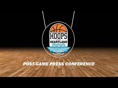 Hoops in the Heartland Post-Game Press Conference (Southern Illinois)