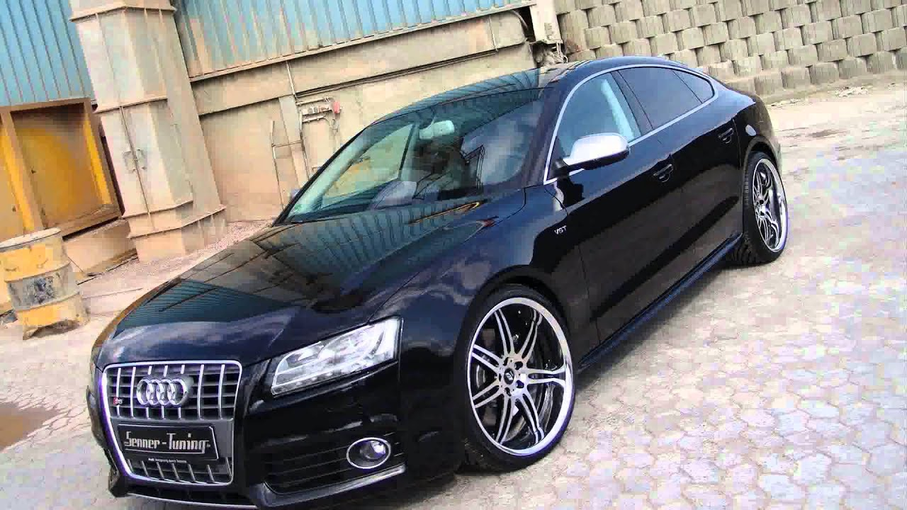 Audi A5 Tuning Cars Youtube