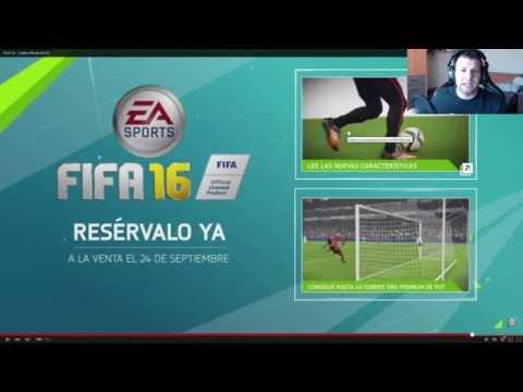 Trailer FIFA 16 - Vídeo reacción y mi opinión