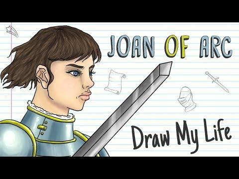 JOAN OF ARC | Draw My Life