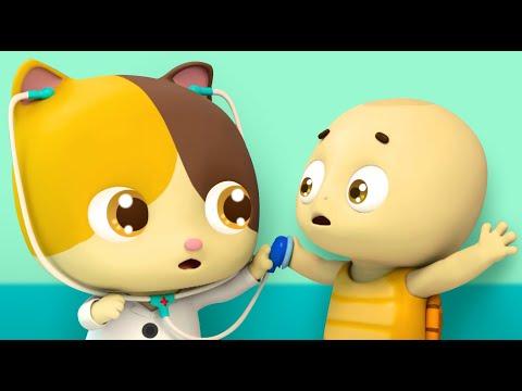 Gatita MIMI en Hospital | Dibujos Animados Infantiles | Video Para Niños | BabyBus Español