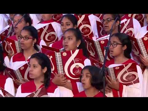UAE CSI Choir festival 2017