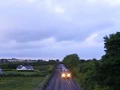 An ICR Train @ Kilbricken, Co. Laois