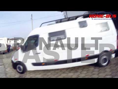 Motorhome Renault Master   HOMEBUS
