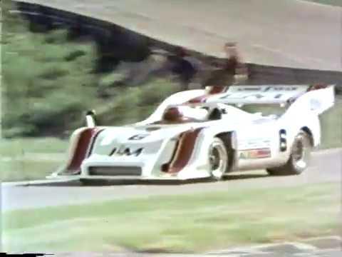 Mark Donohue Porsche 917/10K 1972 SCCA Can Am Racing Mosport