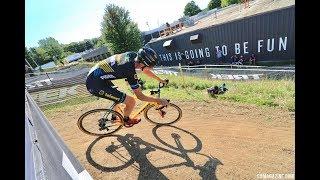 Highlights Telenet UCI Cyclocross World Cup Waterloo 2018/19 | Round #1 Men Elite HD