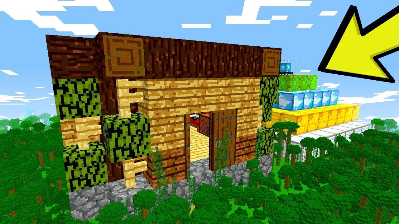 Maior Casa Automatica Do Mundo Minecraft Biggest World