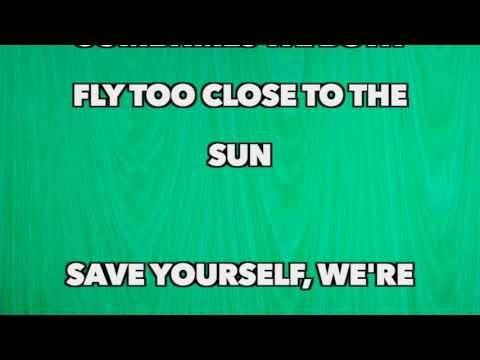 Blink 182 - Good Old Days  (Full Song Lyrics)