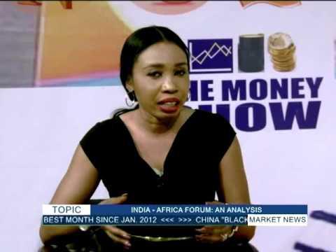 THE MONEY SHOW: TOPIC: INDIA AFRICA BIZ