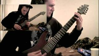 Slipknot - This Cold Black guitar cover.