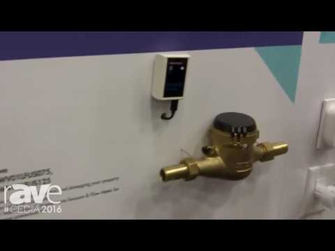 CEDIA 2016: FortrezZ Features Its Outdoor Water Valve in the Z-Wave Alliance Booth