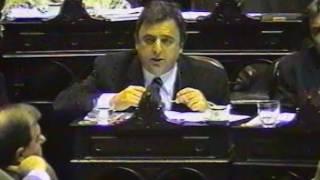 Mario Negri | 16-08-2006  - Derogación Leyes Secretas