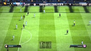 FIFA 15 PS4 REAL MADRID VS FC BAYERN FULL MATCH ultra HD 1080P