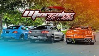 BMW vs AMG vs Nissan GT-R!!! #RoadKings Reunión Julio - [Miércoles De Autos] || Ganque